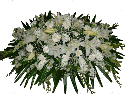 Fiori Funerale.Funerali Frosinone Agenzia Funebre Addobbi Floreali